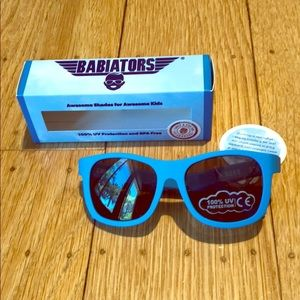 Babiators light blue sunglasses